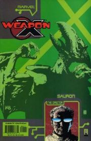 Weapon X One Shots